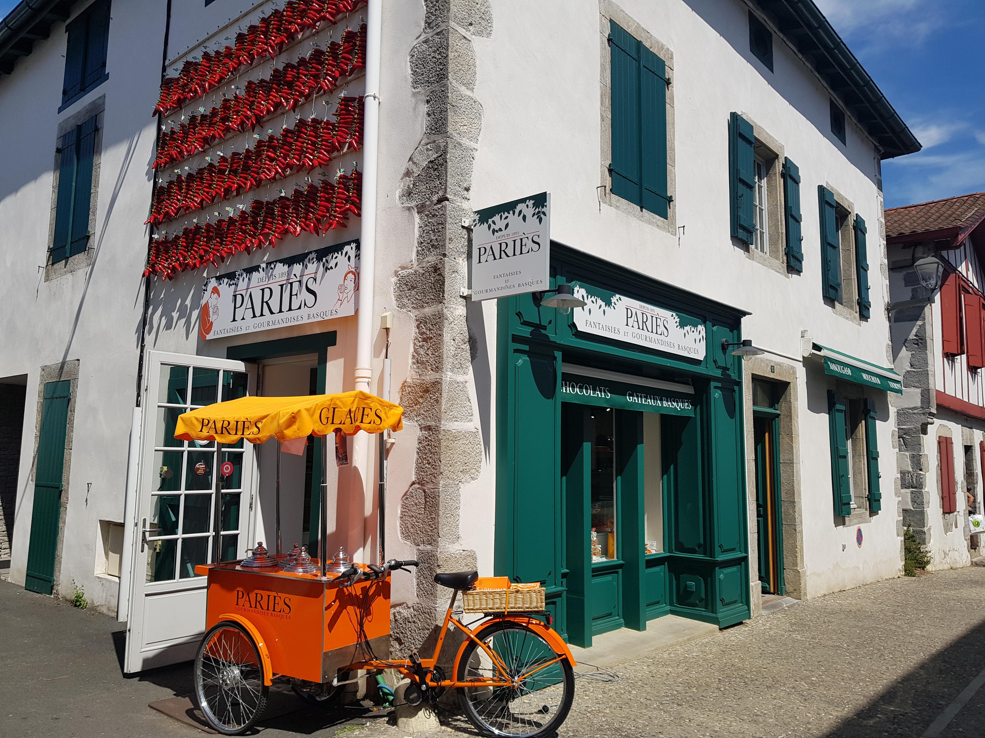 Boutique Pariès - Espelette