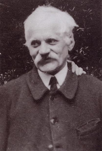 Jacques Damestoy, foundateur de la Maison Pariès