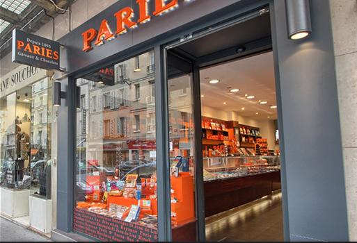 Pariès à Paris