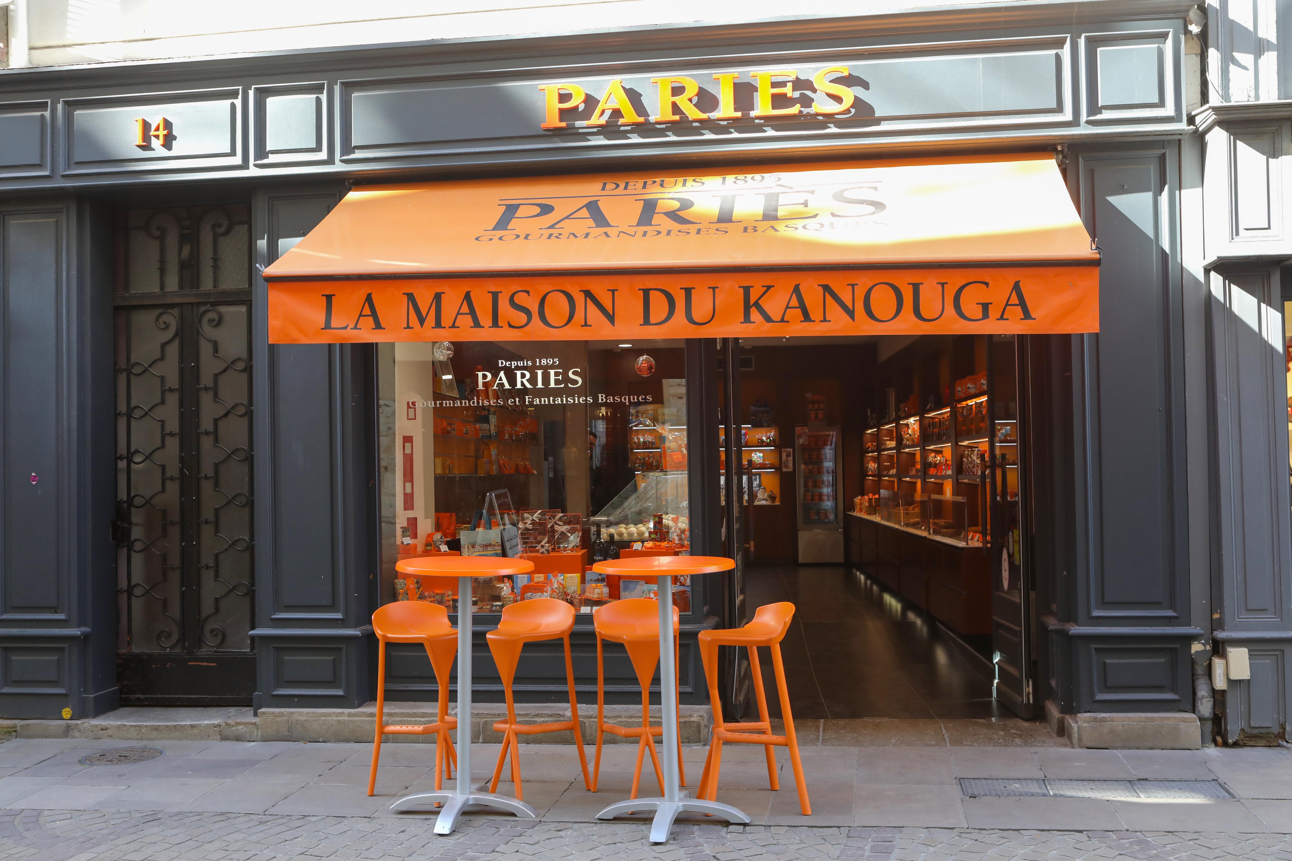 Boutique Pariès - Bayonne